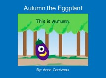 Autumn the Eggplant