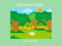 Oliver the Piglet