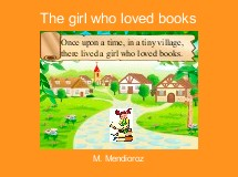 The girl who loved books