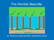 The Horrible Bearzilla