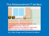 The Measurement Families